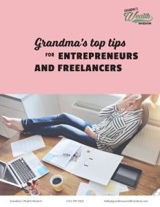 top tips for entrepreneurs and freelancers
